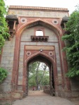 Gateway to Arab Sarai