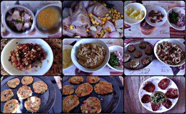 Jackfruit Kebab Ingredients